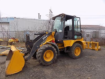 2011 John Deere 244J Wheel Loader / 244 J /