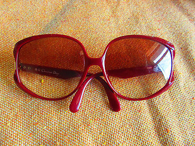 Vintage Christian Dior Women's Sunglasses Made In Germany