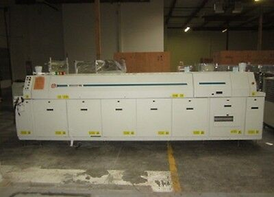 International BTU Paragon 98 Reflow Oven 480V
