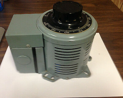 New POWERSTAT Variable Autotransformer Type 116CT