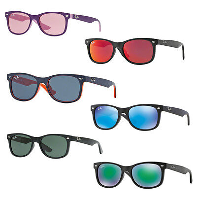 Ray Ban Rj 9052S Junior New Wayfarer Occhiali Da Sole Sunglasses Lunettes