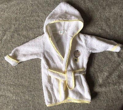Baby dressing gown size 0
