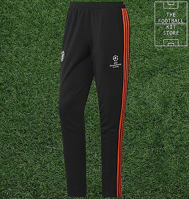 Man Utd Training Pants - Official Adidas Football Training - All Sizes