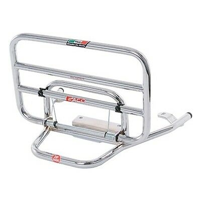 Rack chrome rear (foldable) 498347