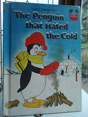 The Penguin that Hated the Cold Disney's World of Reading  HC