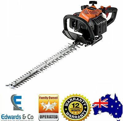 Hitachi Hedge Trimmer String 21.1cc Power Equipment 2 Stroke Cutting Tool 620mm