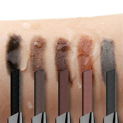 Waterproof Eyebrow Pencil Liner Eye Brow Powder Pen Beauty Makeup Cosmetic Tool