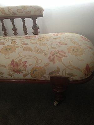 chaise lounge antique