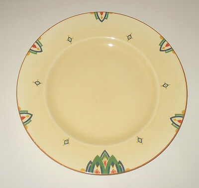 Antique Mintons Dinner Plate c1873 to 1912 - Art Deco Plate