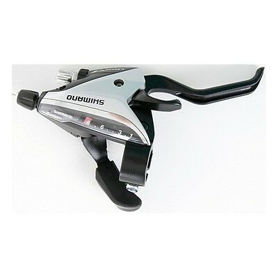 "SHIMANO Shift/Brake Lever ""ST-EF 65"" Mod. 12 8-speed right, silver 448322"