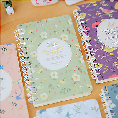 Protable Creative Stationery Classic Journal Travel Notepad Notebook Blank Diary