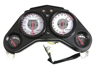 Motorcycle Speedo Assembly Suitable For Superbyke Rbp 125