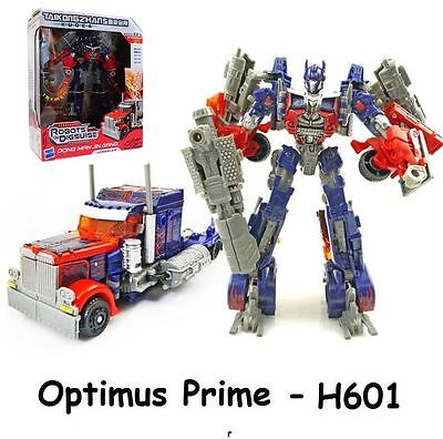 Dark of the Moon Transformers Autobots Optimus Prime Action Figures Robot