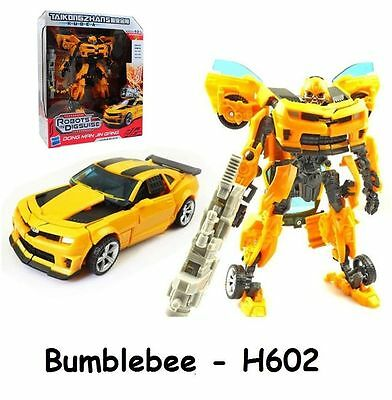 Dark of the Moon Transformers Autobots Bumble Bee Action Figures Robot