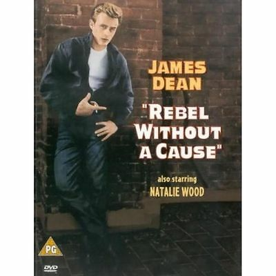 """""""Rebel Without a Cause"""" James Dean & Natalie Wood Drama RARE Movie"""