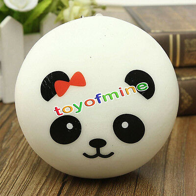Jumbo New Arrival 7CM Colossal Squishy Cute Panda Cream Scented Slow Rising Toy