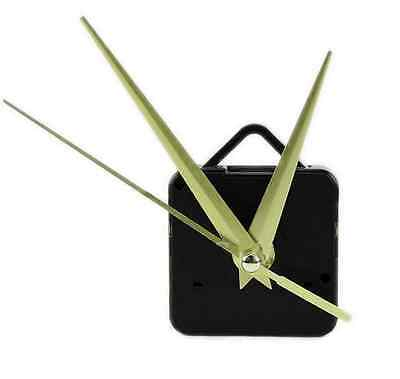 HOT Wall Quartz Clock Movement Mechanism Replace Repair Part Set Long Hands HWC