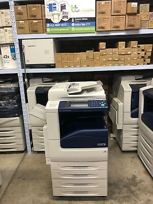 Xerox DocuCentre IV C2265 Low Count  Photocopier 40k Page-count onsite Warranty