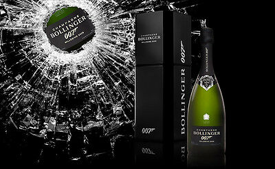 Bollinger Spectre Limited Edition 007 Champagne 75cl