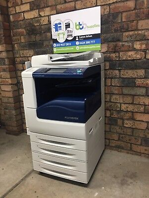 Xerox DocuCentre IV C2263 Photocopier Low Page Count onsite Warranty