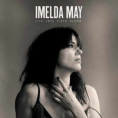 Life. Love. Flesh. Blood (LP) - Imelda May (Singer/Songwriter) (Vinyl, 2017)