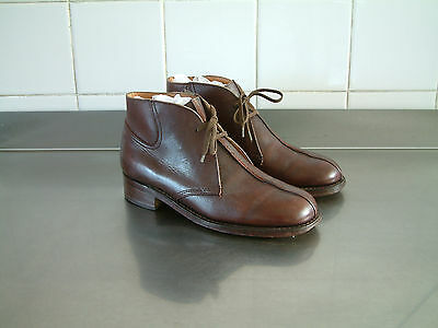 Vintage Leather Boots..tecnic Boot Company England..since 1915..uk 7..superb