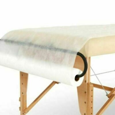 Disposable Bed Roll Cover Table Cover Sheet Medical Massage 59 cm x 50 M, WHITE