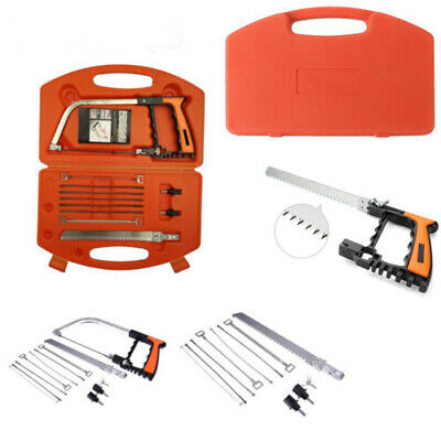 11-in-1 Universal Saw 2017 All Purpose Hand DIY Mental Woodworking Glass Saw Kit