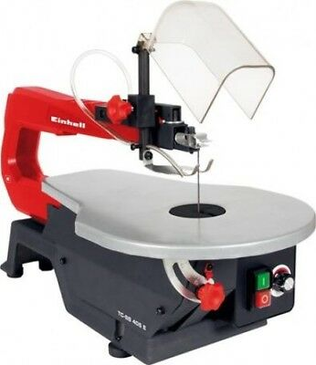 Einhell TC-SS Scroll Saw with Table Tilt & Dust Blower 80W/240V | EINTCSS405E