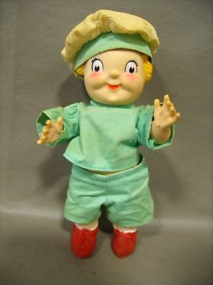 Vintage Campbell's Soup Rubber Doll