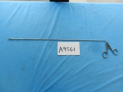 Karl Storz Surgical ENT Double Action Peanut Grasping Forceps 10370KL