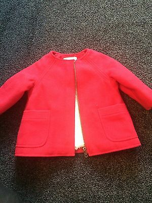 Girls Next Coat Age 3-6 Months