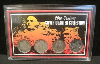 20th Century Silver Quarter Collection