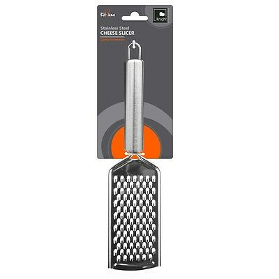 STAINLESS STEEL HAND GRATER cheese Parmesan Nutmeg Lemon  QUIK DISPATCHED