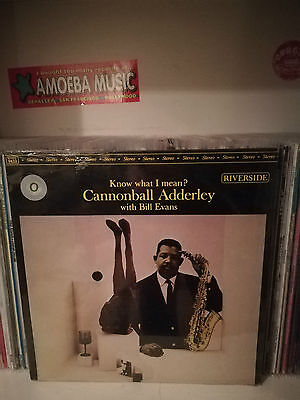 Cannonball Adderley-Bill Evans – Know What I Mean? Lp (Fonicetra, Italy 1983)