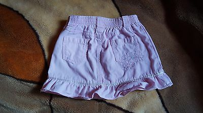 Baby Pink Girls Skirt 9-12 Months
