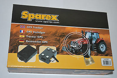 GPS Vehicle Tracker by Sparex GSM Vehicle Tracking System Plant / Tractor / Farm