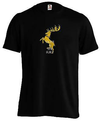 Baratheon Game Of Thrones House Ours Is The Fury T Shirt Tee