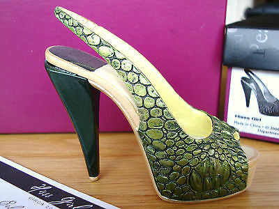 Just The Right Shoe - Hisss Girl, JTRS 10th Anniversary Shoe