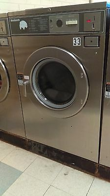 50lb Huebsch Washer  (HC50MD2)  Coin Op
