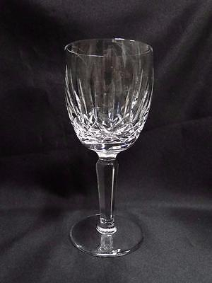 """Waterford Crystal Kildare, Vertical & Criss Cross Cuts: Water Goblet (s), 7"""""""