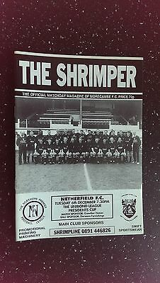 Morecambe V Neterfield 1994-95
