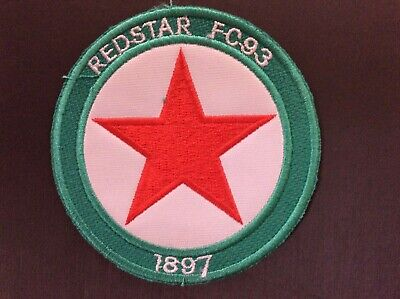 Patch Ecusson Red Star Fc - Ligue 2 - Paris - Uefa