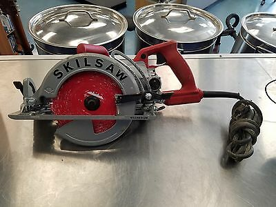 SKILSAW-SPT77WM-22 7-1/4 In. Magnesium Worm Drive Saw