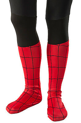 Brand New Marvel Spider-Man Child Boot Covers