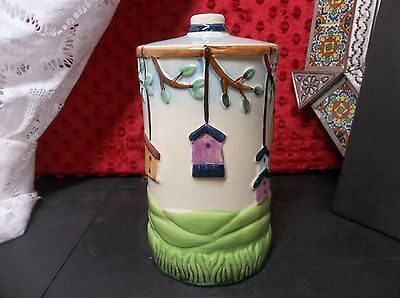 "Vtg Qing Chinese Porcelain Snuff Bottle Jug ""Signed by Artist"" Tongzhi"