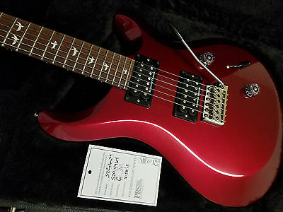 PRS USA S2 Custom 24 Made in 2015 &Case, Core Trem, Seymour Duncan PUps EX NoRes