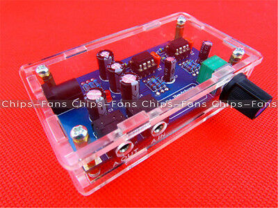 Portable Headphone Amplifier Board Kit AMP Module Kit For Classic 47 HIFI DIY