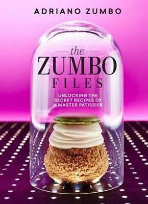 NEW The Zumbo Files By Adriano Zumbo Hardcover Free Shipping