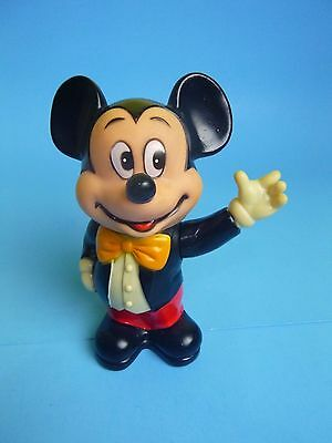 "Vintage Mickey Mouse Bank 6""  Tall"